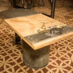 Table-robinet